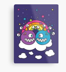 A Friendship to See! Metal Print