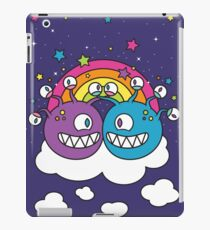 A Friendship to Behold! iPad Case/Skin