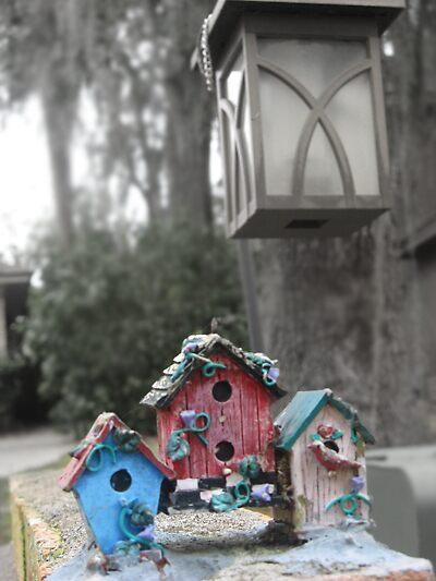 Fairy Houses by KenzieKreative