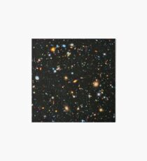 Hubble Extreme Deep Field Landscape Art Board
