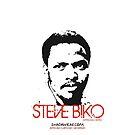Steve Biko - Afrian Hero by kaysha
