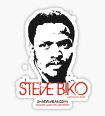 Steve Biko - Afrian Hero Sticker