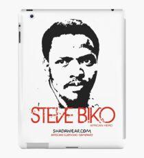 Steve Biko - Afrian Hero iPad Case/Skin