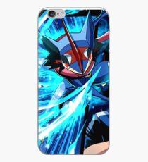 Pokemon Greninja Battle iPhone Case