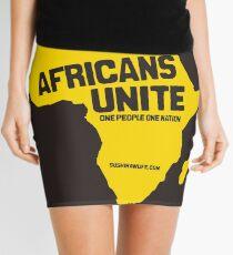 Africans unite Mini Skirt