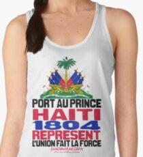 Haiti represent Women's Tank Top