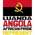 Angola Represent by kaysha