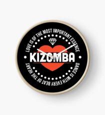 Love Kizomba Clock