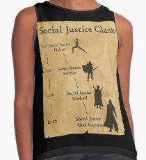 Social Justice Level: God-Empress Contrast Tank