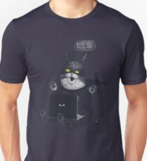 Geek Cat Unisex T-Shirt