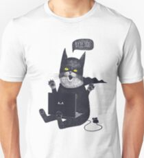 Geek Cat T-Shirt
