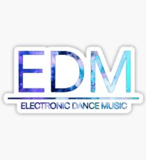 EDM - Electronic Dance Music Sticker