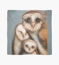 three wise owls Scarf