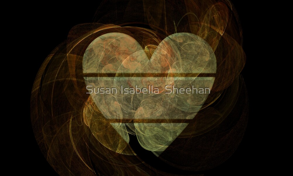 The Shores Of My Soul by Susan Isabella  Sheehan