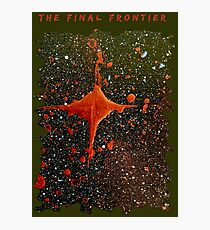 FINAL FRONTIER SCI FI SPACE ART Photographic Print