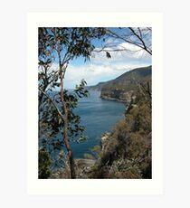 Tasman Peninsula Art Print