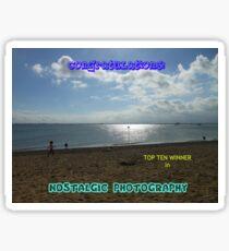 Nostalgic Photography Challenge Runner-up Banner Sticker