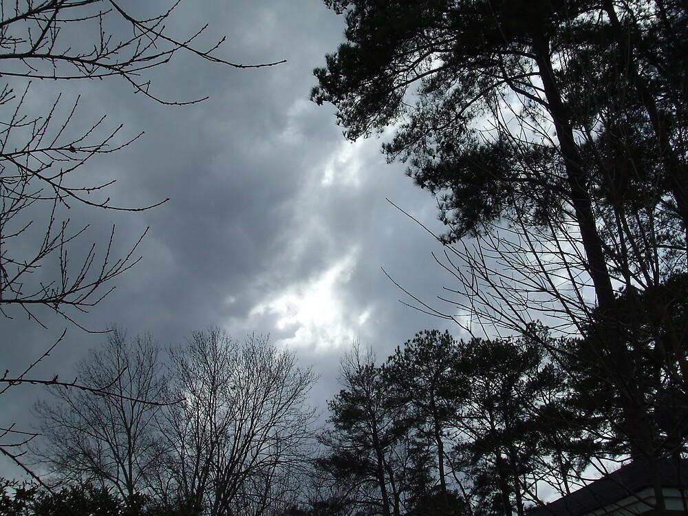 Dark and Beautiful Sky by Ray1945