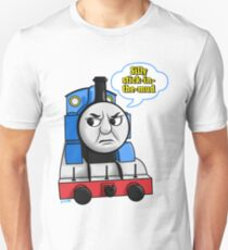 "Cheeky Thomas ""Silly Stick-in-the-mud!"" Unisex T-Shirt"