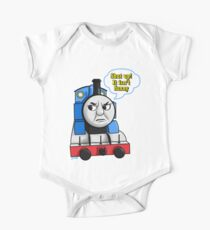 "Cheeky Thomas ""Shut up! It isn't funny"" One Piece - Short Sleeve"