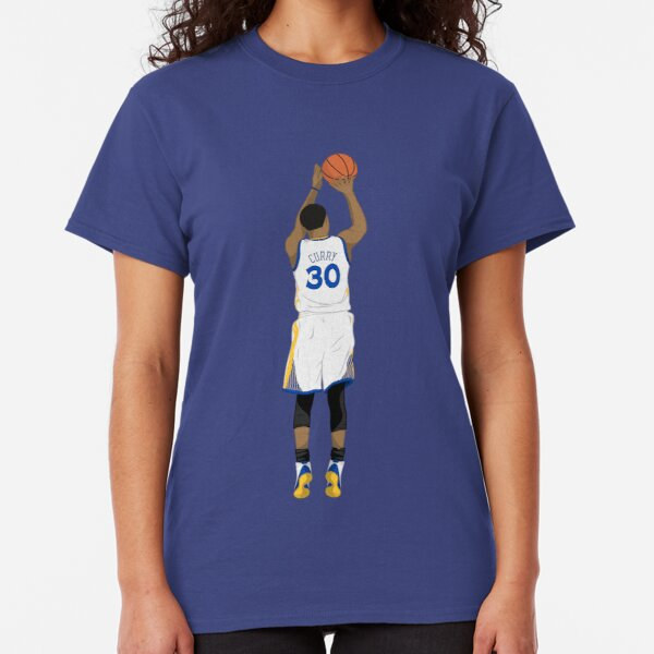 3 point Curry Classic T-Shirt
