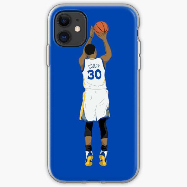 3 point Curry iPhone Soft Case