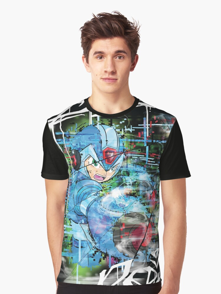 Omegaman Graphic T-Shirt Front