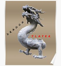 BEAST DRAGON SLAYER Poster