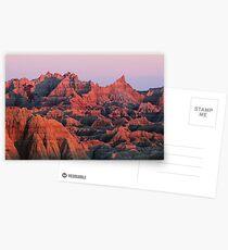 Badlands Dreaming Postcards