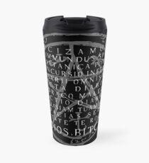 Supernatural - Exorcism, Adios B*tch Travel Mug