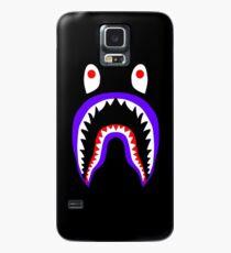 black bape Case/Skin for Samsung Galaxy
