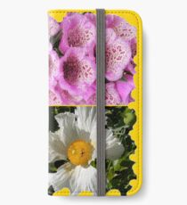 EARTH LAUGHS IN FLOWERS iPhone Wallet/Case/Skin