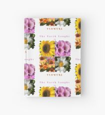 EARTH LAUGHS IN FLOWERS Hardcover Journal