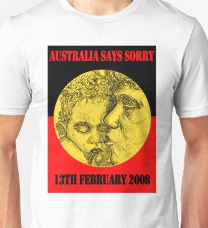 Australia Says Sorry T-Shirt