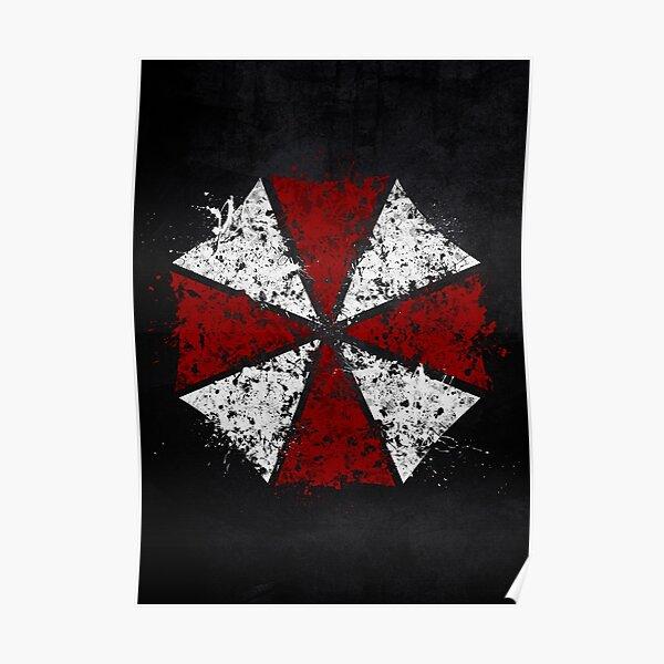 Resident Evil - Umbrella Corps Poster