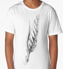 Quills Long T-Shirt