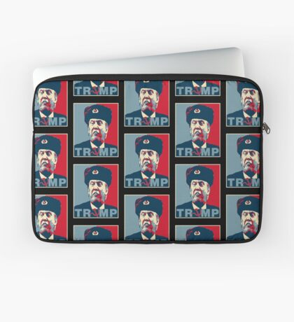 Trump Russia Poster Laptop Sleeve
