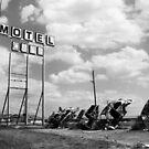 Bug Ranch Motel by MattFultonComAu