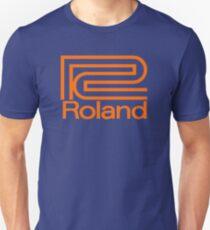 .   ROLAND KEYBOARDS LOGO   . Unisex T-Shirt