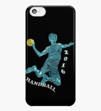 Handball player iPhone 5c Case