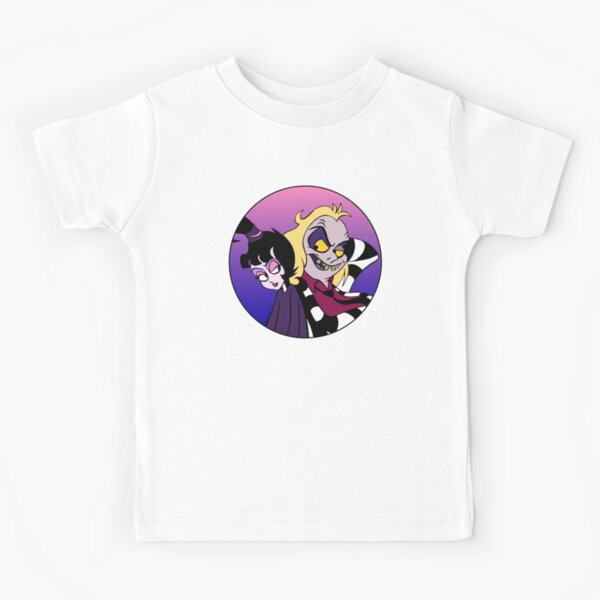 Lydia & Beetlejuice Kids T-Shirt