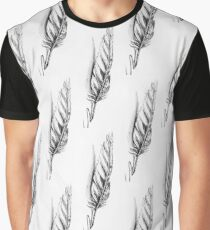 Quills Graphic T-Shirt