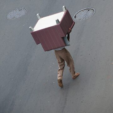 Carrying a load on his head 4 by SheriarIrani
