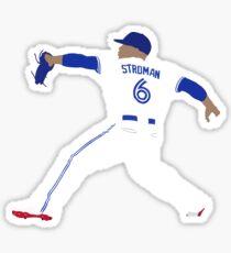 Stroman Sticker