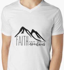 faith move mountains T-Shirt