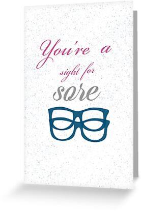 Love Notes- Sight For Sore Eyes by skohli