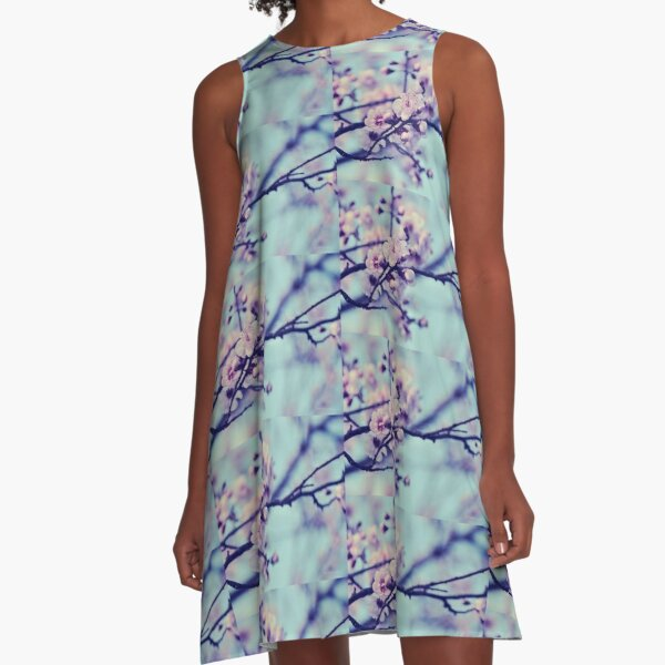 Blossom A-Line Dress