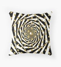 Infinie Passion Throw Pillow