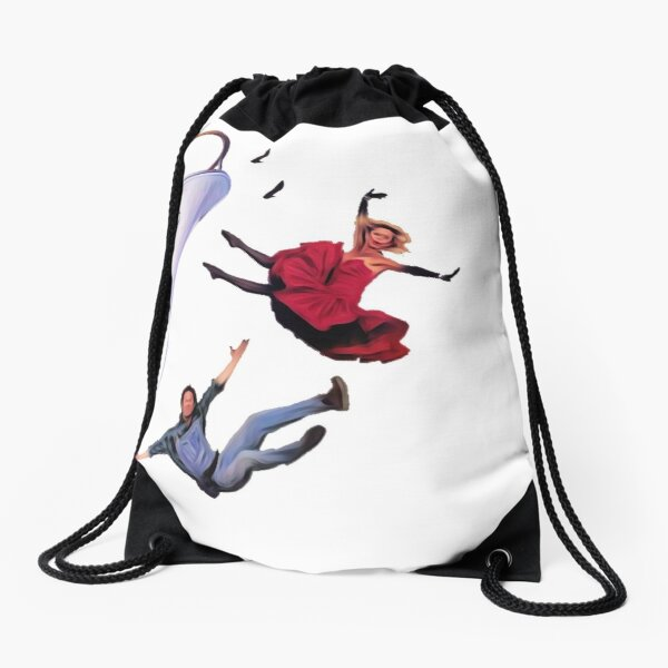 Overboard classic cult 80's film  Drawstring Bag