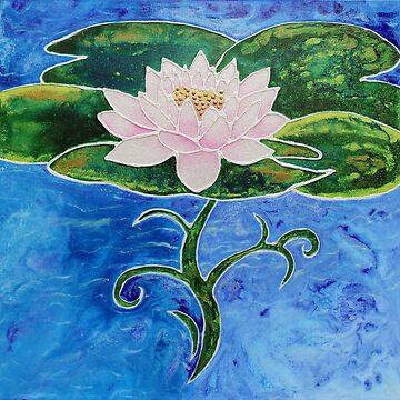 The Water Lily by JakkiOakes